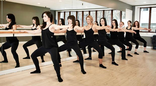 Danse Classique pour Adultes Débutants Ecole de Danse Sandie Trevien