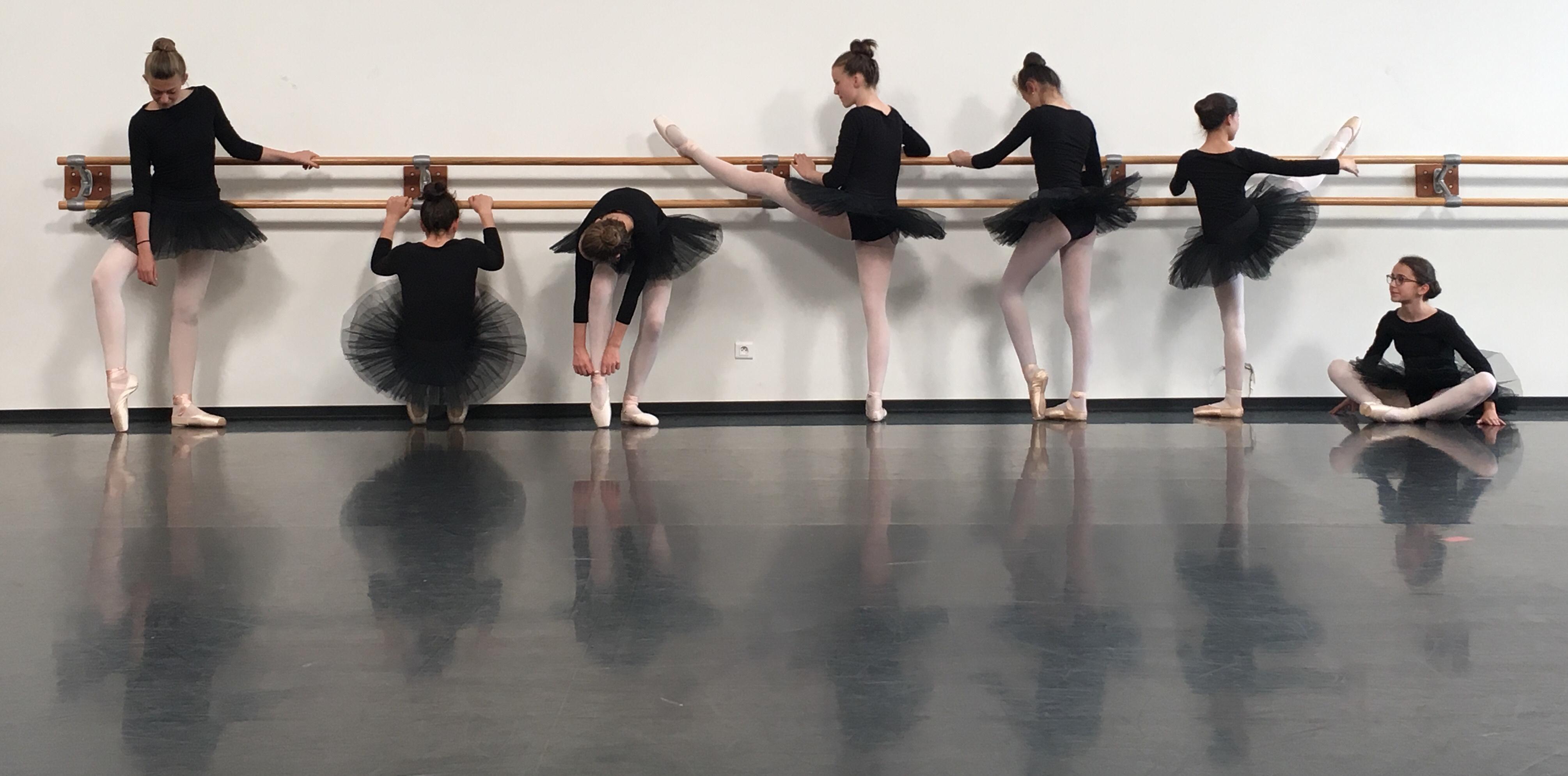 Classe Danse-Étude